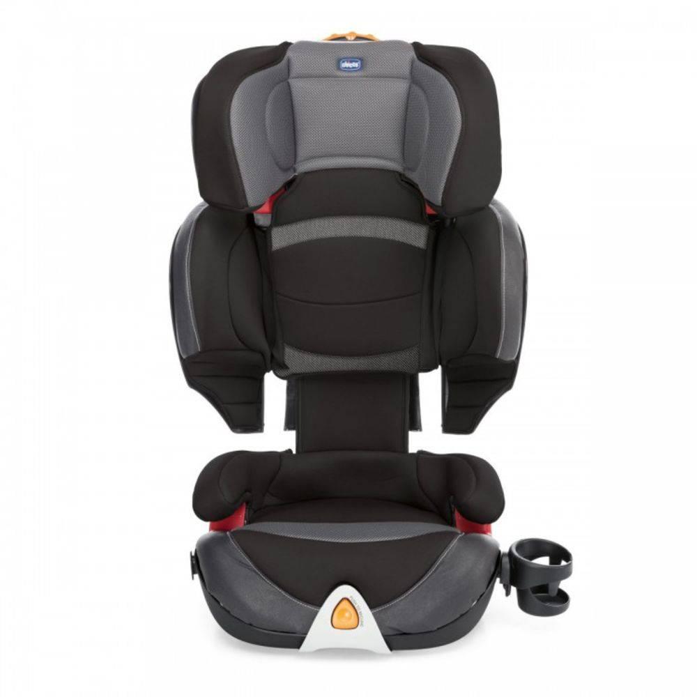 Cadeira Auto Oasys 2 3 Fixplus Evo Stone - Chicco