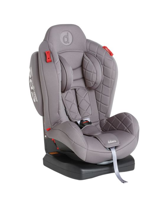 Cadeira Auto Zaya Cinza - Dzieco Ref D805