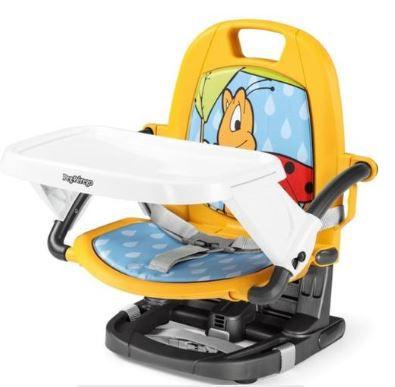Cadeira de Alimentação Rialto Coccinella - Peg-pérego Ref Imrias0004gri59