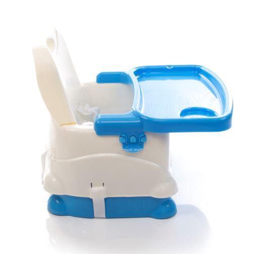 Cadeira de Refeição Fun Azul - Voyage Ref Imp91393