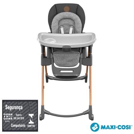 Cadeira De Refeição Minla Essential Graphite - Maxi Cosi