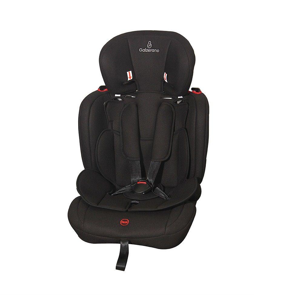 Cadeira Para Auto Dorano ii Preto - Galzerano Ref 8015
