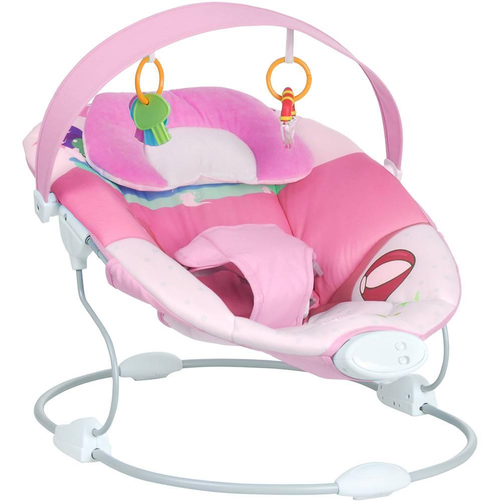 Cadeira Para Descanso Sonequinha Rosa - Burigotto Ref 5089