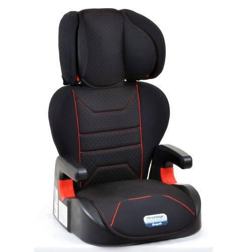 Cadeira Protege Reclinável Dot Vermelho - Burigotto Ref 3041