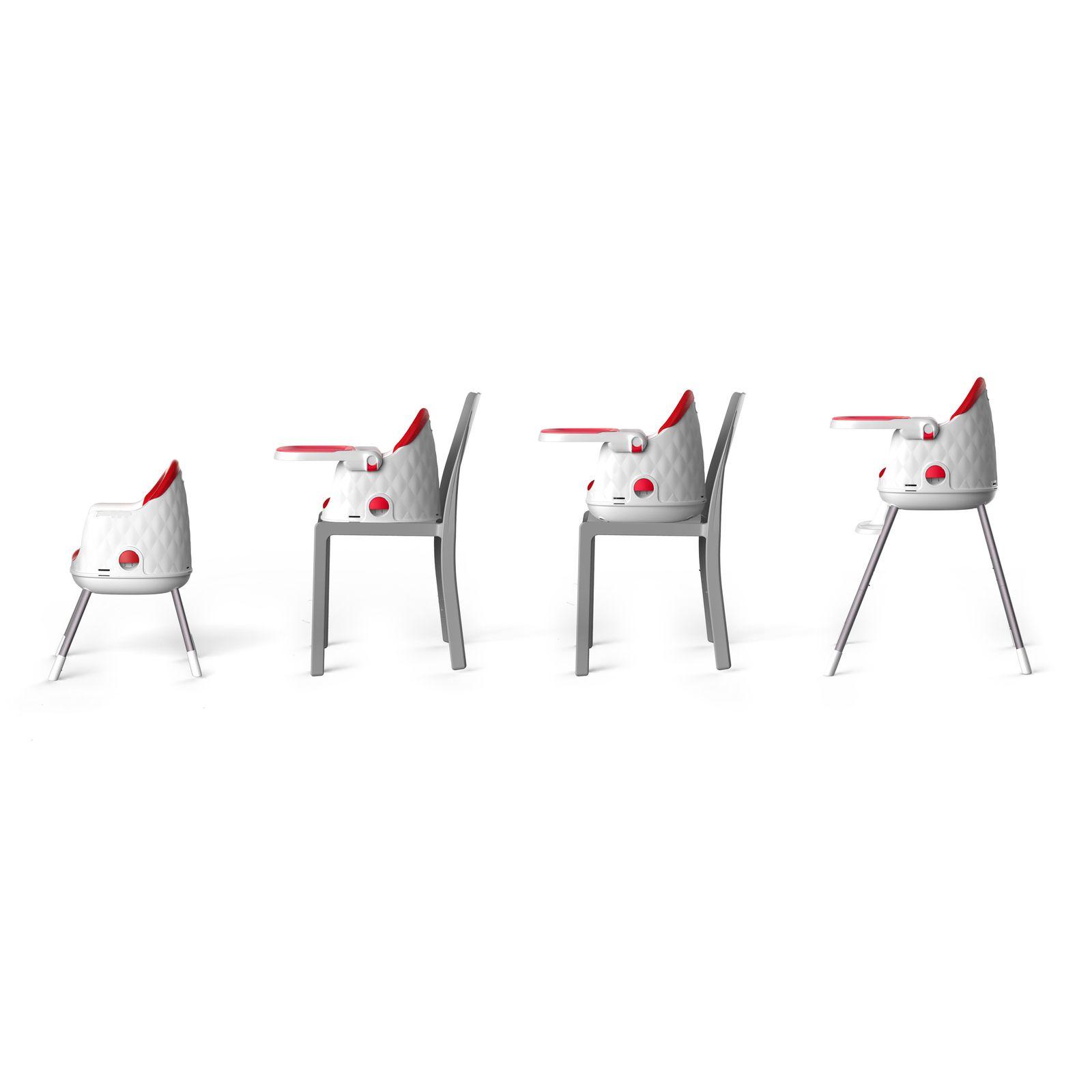 Cadeira Refeição Jelly Red - Safety 1st Ref Imp91527