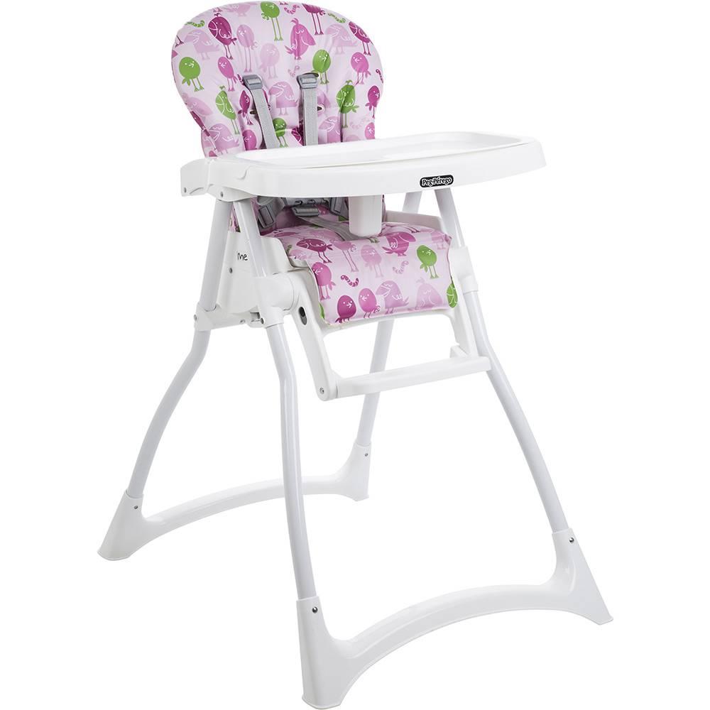 Cadeira Refeição Merenda Peixinhos Rosa - Burigotto Ref Imsmer Peixrosa