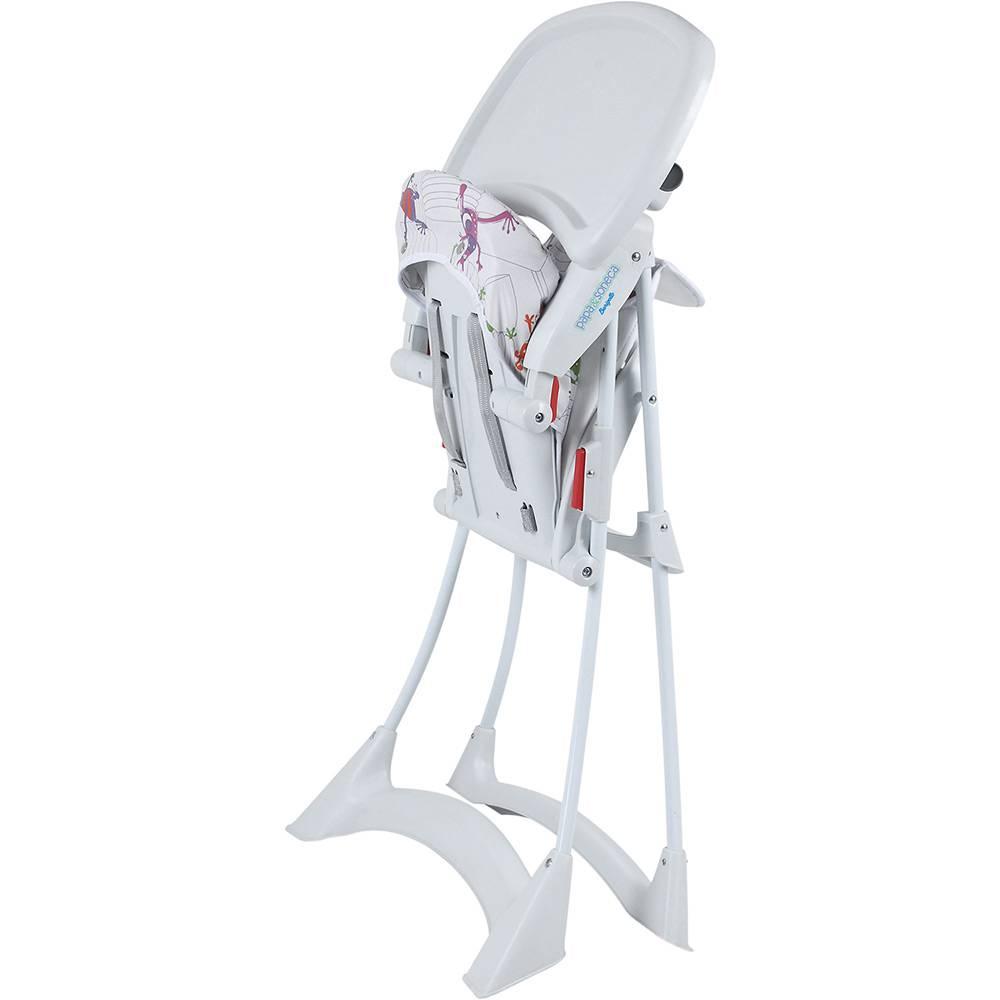 Cadeira Refeição Papa e Soneca Monstrinhos - Burigotto  Ref 3047 Mons
