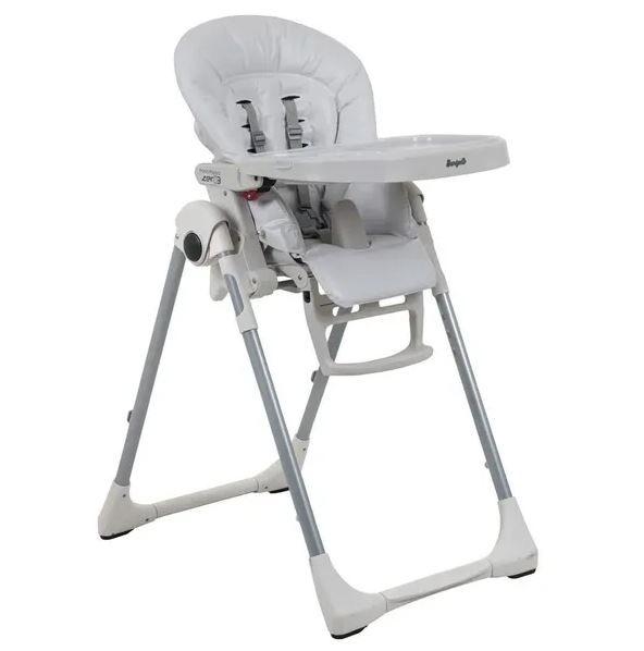 Cadeira Refeição Papa Zero 3 Branco - Burigotto