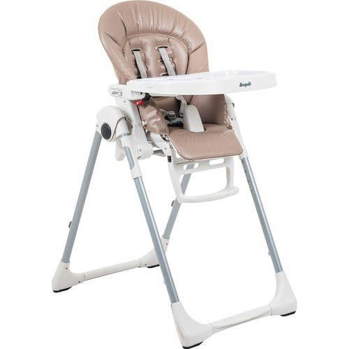 Cadeira Refeição Papa Zero 3 Cappuccino - Burigotto Ref Gl50