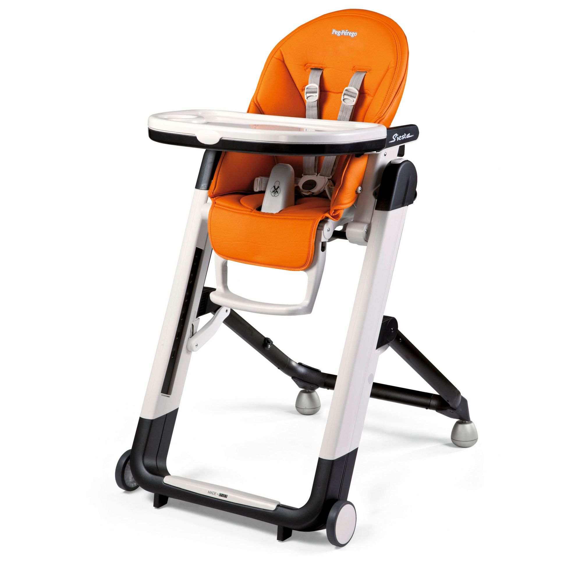 Cadeira Refeição Siesta Aracia - Peg Perego  Ref Imsiesbr03bl38