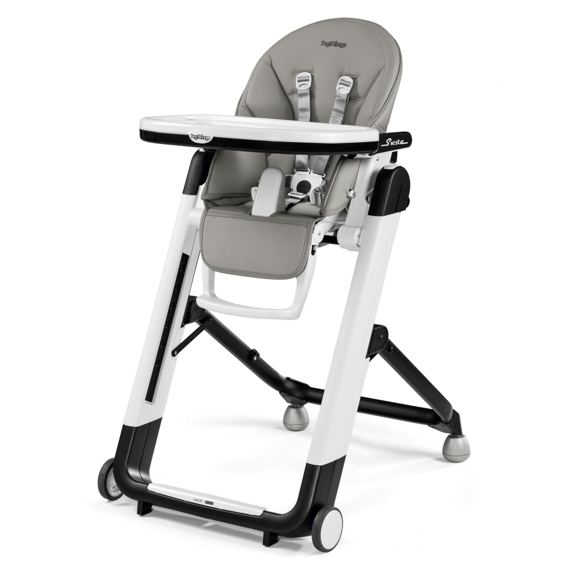 Cadeira Refeição Siesta Ice - Peg Perego  Ref Imsiesbr03bl73