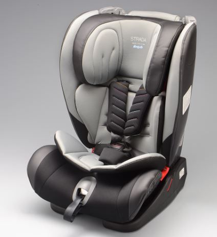 Cadeira Strada Gray Black - Burigotto Ref 5116