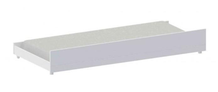 Cama Auxiliar Branco - Cia do Móvel