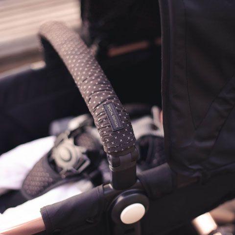 Carrinho Mobi Black Rose - Edição Limitada - Safety Dorel