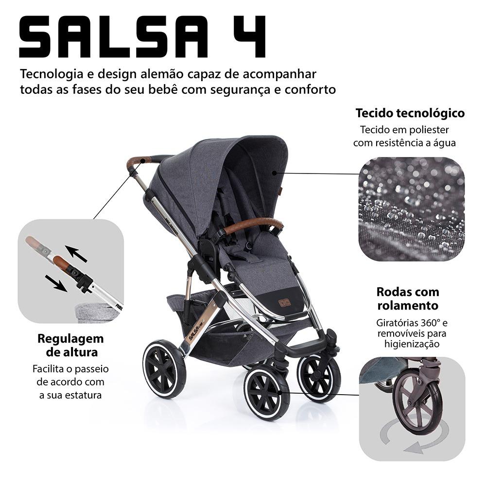 Carrinho Salsa 4 Diamond Asphalt - Abc Design
