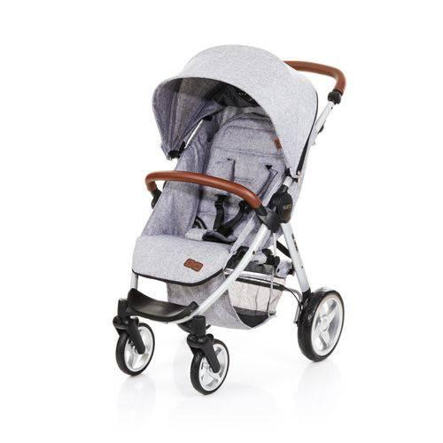 Carrinho Avito Graphite Grey + Bebê Conforto + Adaptador - ABC Design