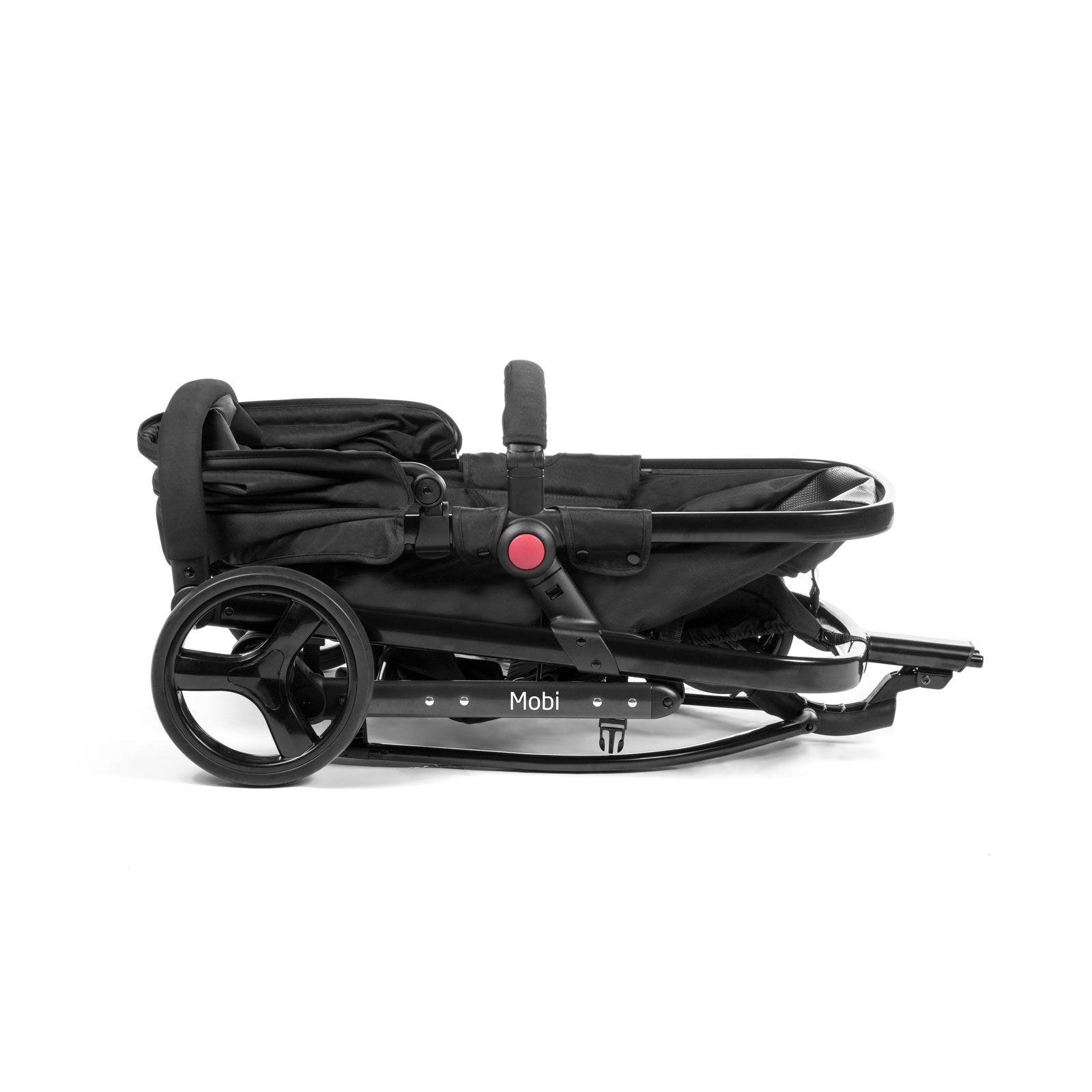 Carrinho Travel System Mobi Full Black Safety 1st - Dorel  Ref T5003ts