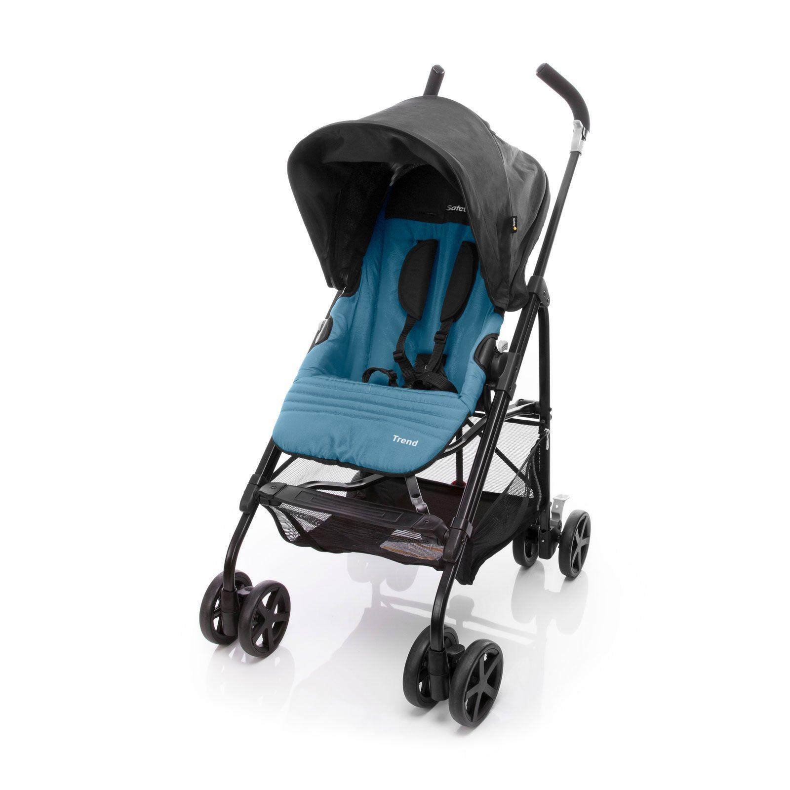 Carrinho Travel System Trend Blue - Safety 1st Refd968bts-trio