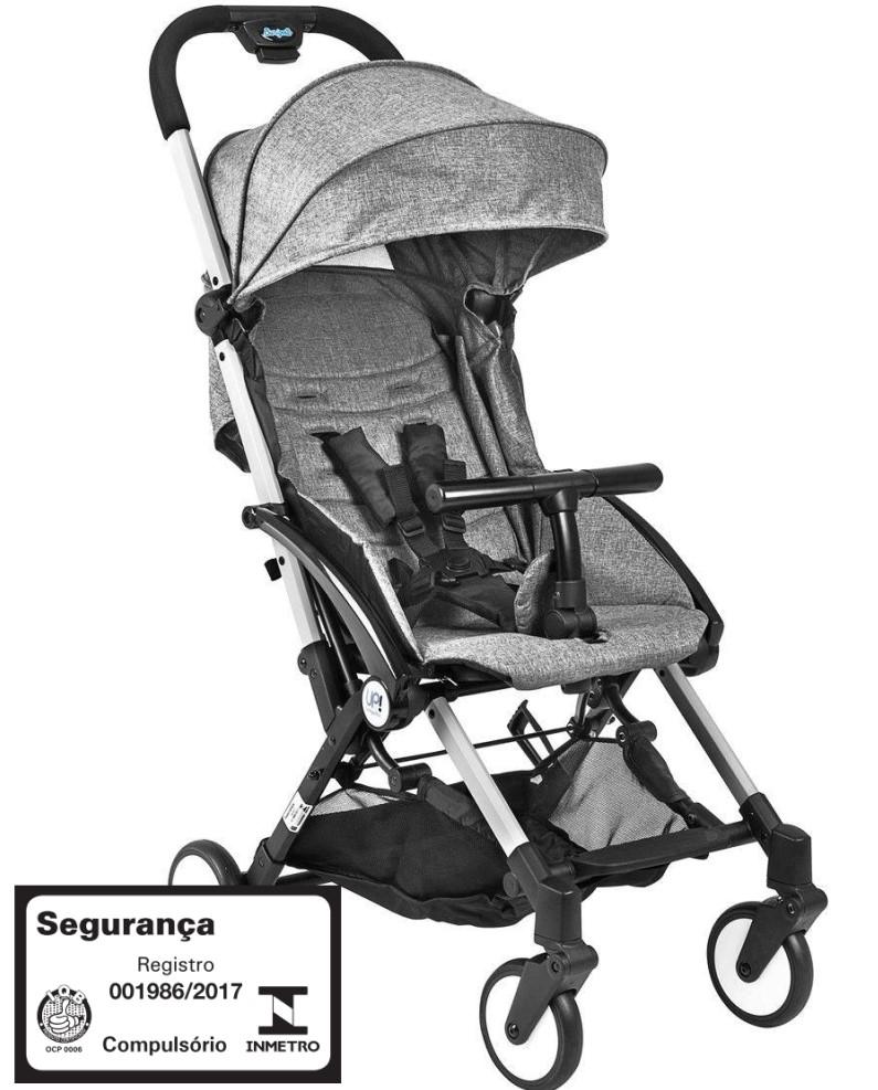 Carrinho Up Gray - Burigotto Ref 5111