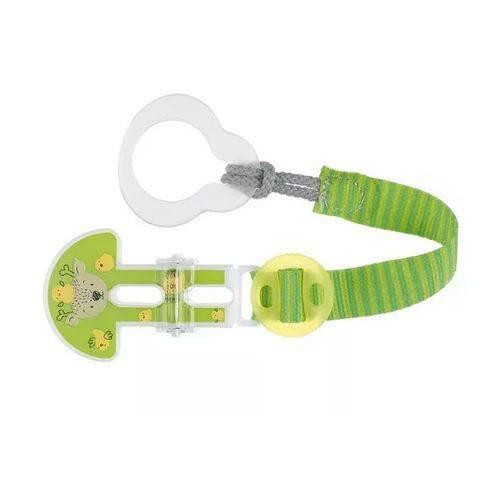 Clip Prendedor Chupeta Cervo Verde - Mam Ref 3134