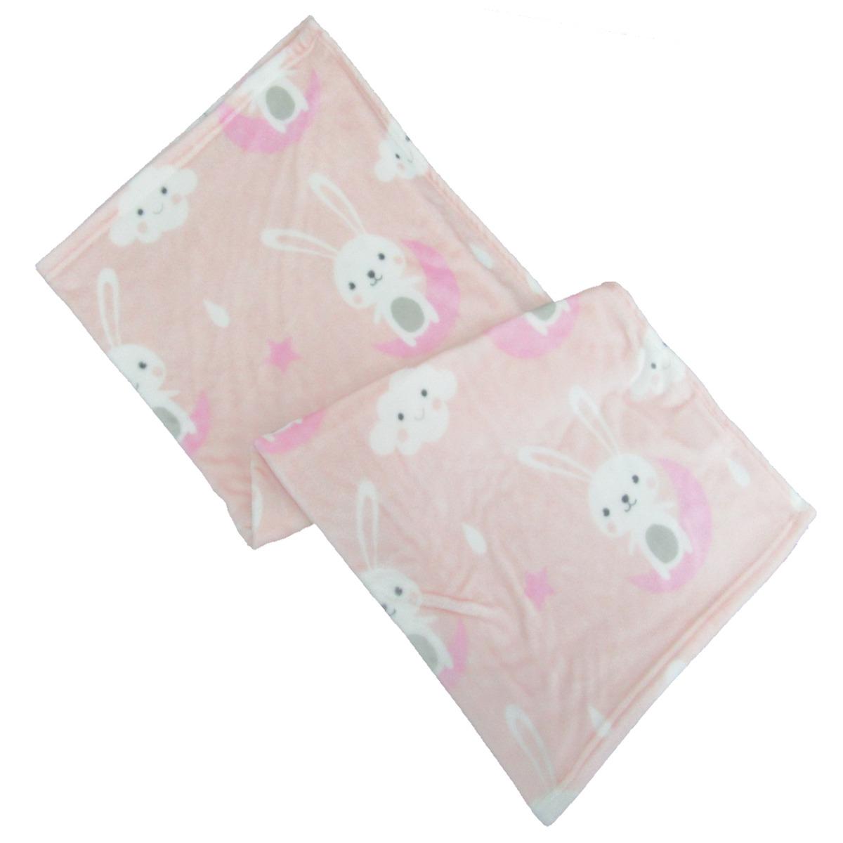 Cobertor Baby Flannel Lilica - Etruria