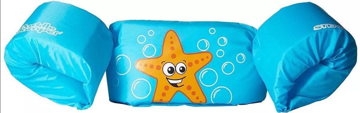 Colete Salva Vidas Estrela Azul Puddle Jumper - Bup Baby