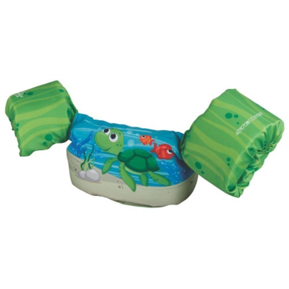 Colete Salva Vidas Tartaruga Verde Puddle Jumper - Bup Baby