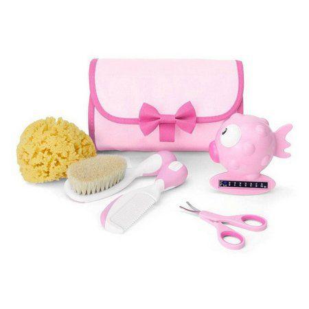Conjunto de Higiene Menina Chicco 00005934000000