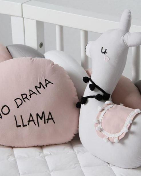 Conjunto Kit Ilhama  5 Peças Cor Rosa - ac Baby