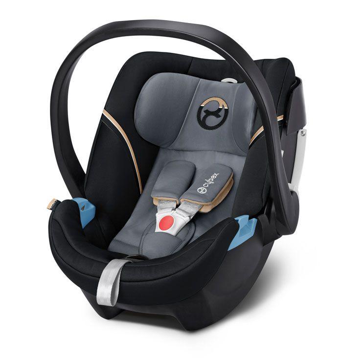 Bebê Conforto Aton 5 - Graphite Black - Cybex