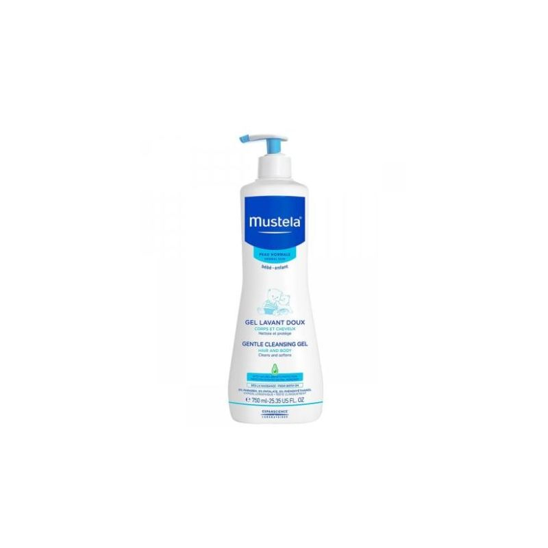 Dermo-Lavante 750Ml - Mustela