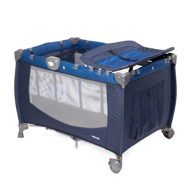 Berço Cielo Azul Infanti - Dorel  Refkdd-930b