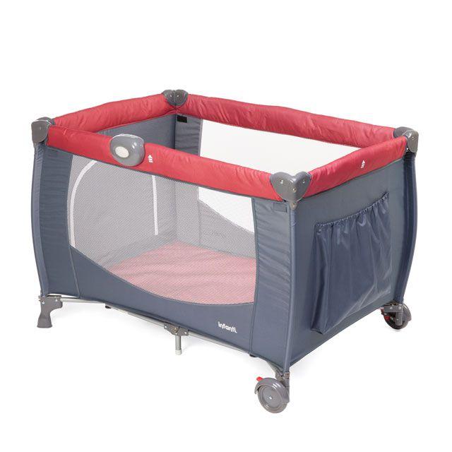 Berço Cielo Vermelho - Infanti Refkdd-930b