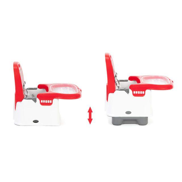 Cadeira Refeição Mila Vermelho - Infanti  Ref Bg83b