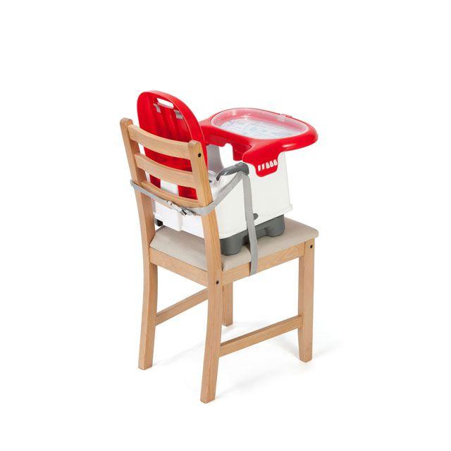 Cadeira Refeição Mila Vermelho Infanti - Dorel Ref Bg83b