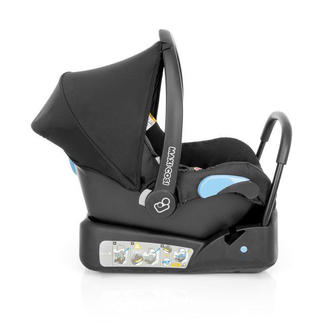 Bebê Conforto Citi + Base Nomad Black - Maxi-Cosi  Ref Cax90266