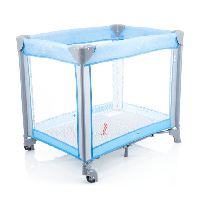 Berço Mini Play Pop Blue - Safety 1st Ref C55-b