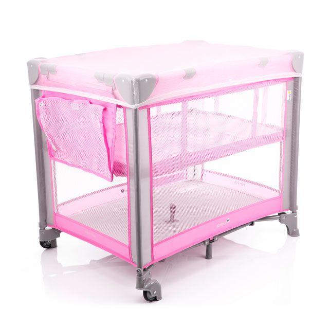 Berço Mini Play Pop Pink - Safety 1st Ref C55-b