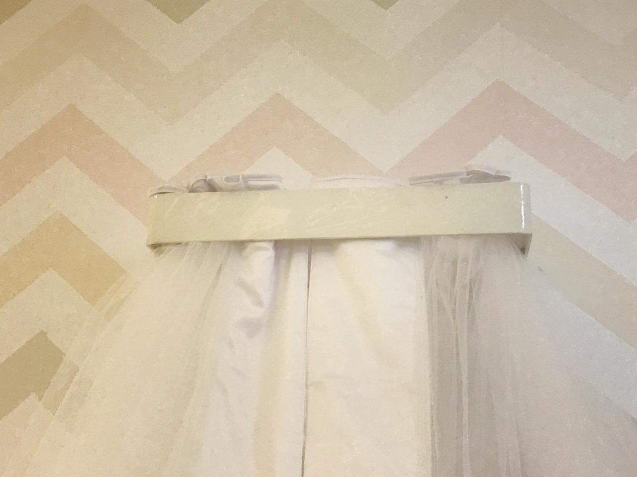 Dossel em u Branco - Primeiro Envoxal Ref Peadu