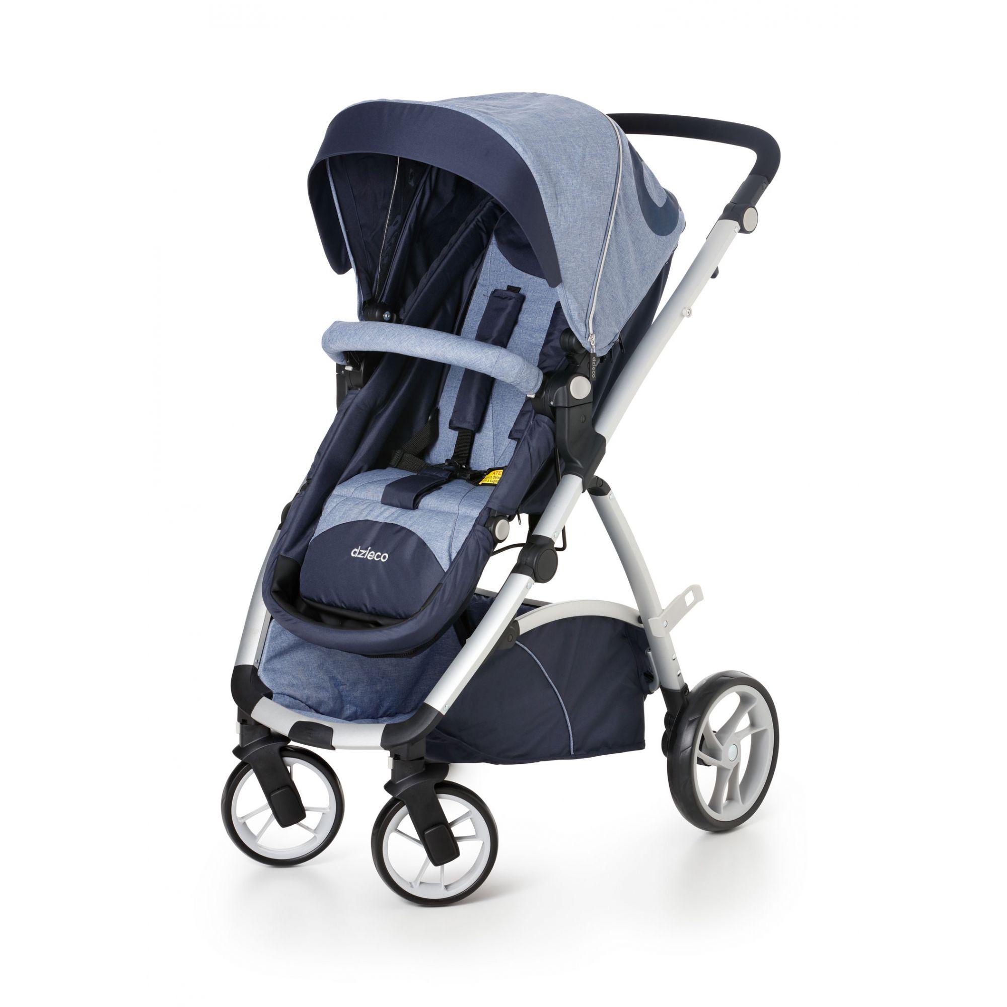 Carrinho Maly Azul - Dzieco Ref D102