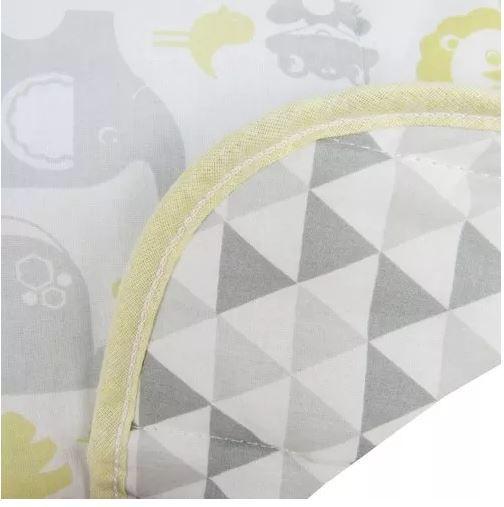 Edredom Bichinhos Amarelo - Fisher Price Incomfral Ref 3003080001-0003