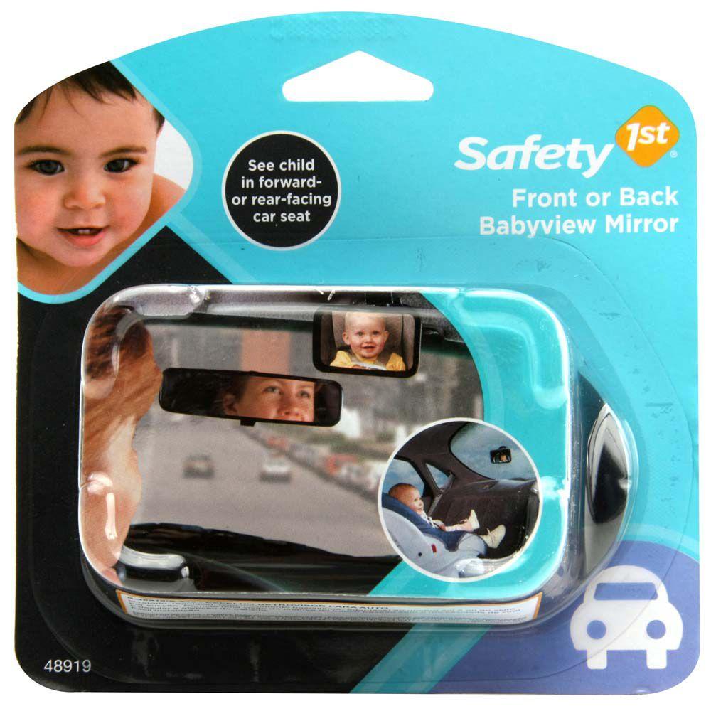 Espelho Interno Para Auto - Brasbaby Safety Ref S48919