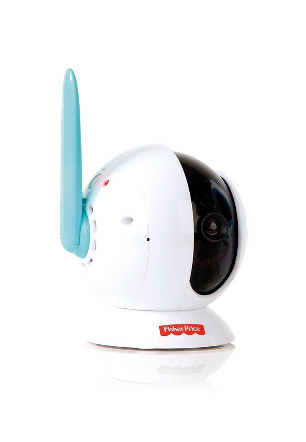 Babá Eletrônica Digital - Fisher Price Ref Bb300