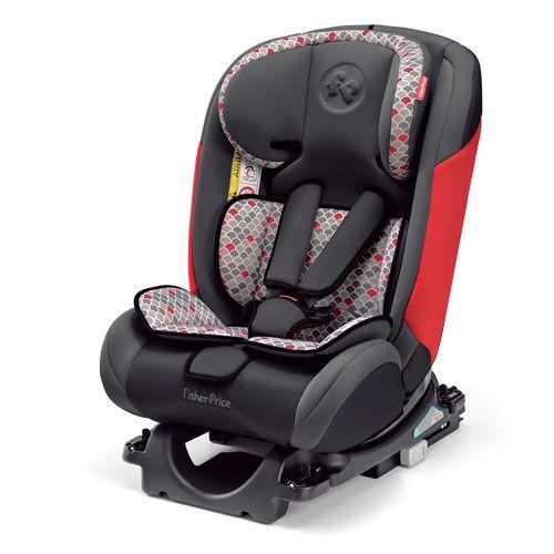 Cadeira Para Auto All Stages 0-36 Vermelho - Fisher Price Ref Bb560