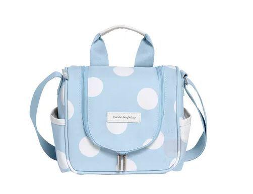 Frasqueira Termica Emy Bubbles Azul - Masterbag Ref 12bub238