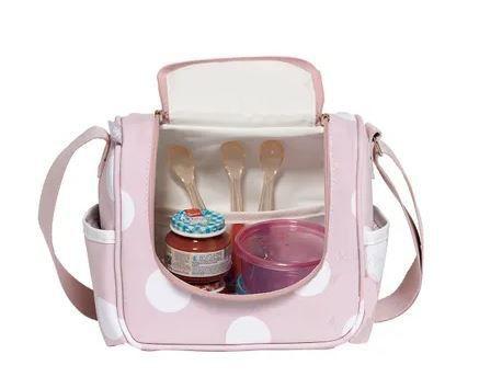 Frasqueira Termica Emy Bubbles Rosa - Masterbag Ref 12bub238