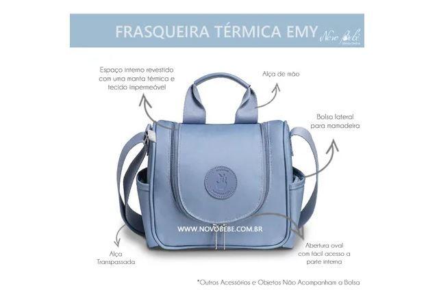 Frasqueira Térmica Emy Fauna - Masterbag Ref 11fau238