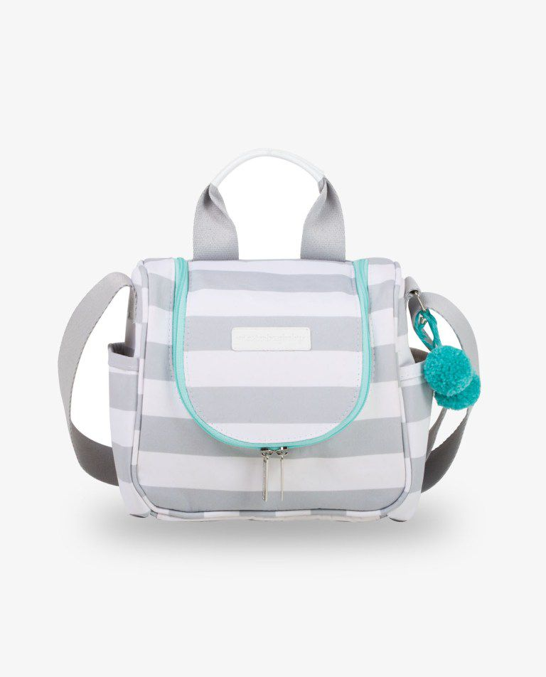 Frasqueira Emy Ice Menta Candy Colors Masterbag  Ref12can238