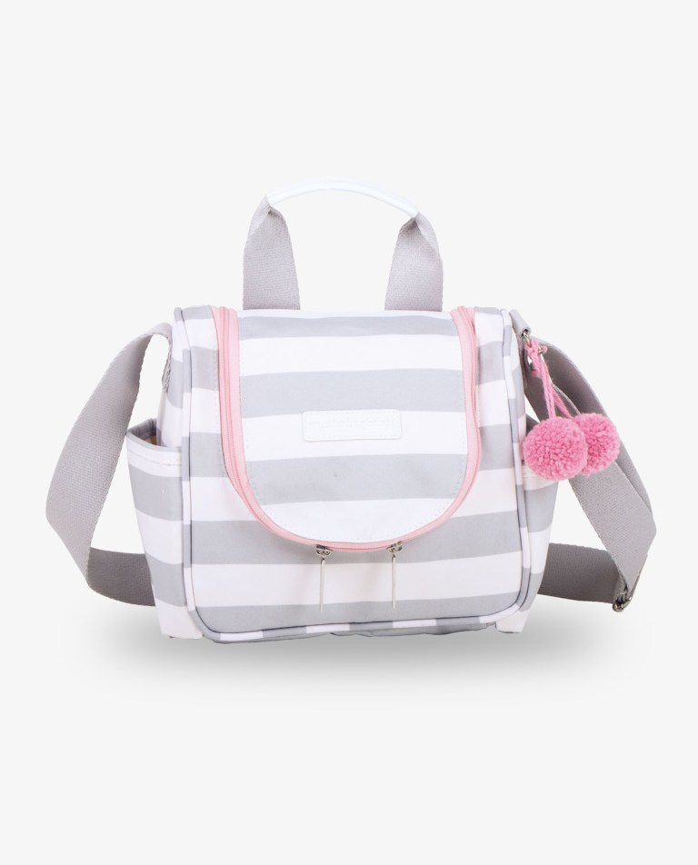 Frasqueira Emy Ice Pink Candy Color -masterbag  Ref12can238