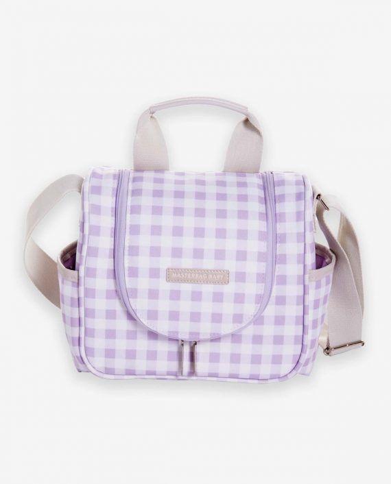 Frasqueira Emy Lilás Sorvete - Masterbag Ref 12sor238